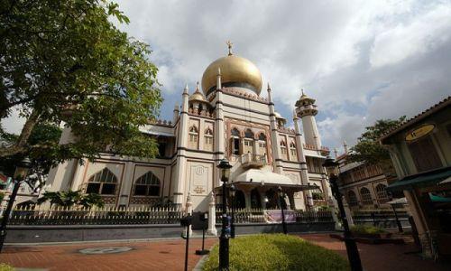 Zdjecie SINGAPUR / brak / Singapur / Meczet