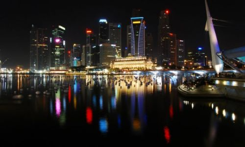 SINGAPUR / brak / Singapur /