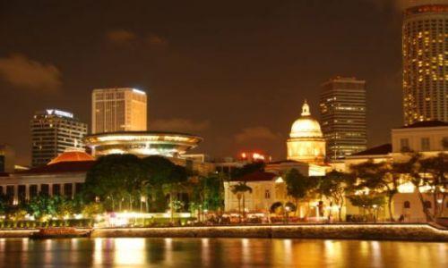 Zdjecie SINGAPUR / - / Singapur / Empress Place B