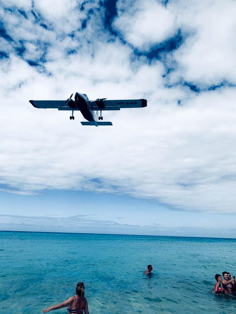 Zdjęcia: Maho Beach, Sint Maarten, Maho Beach, SINT MAARTEN (Holandia)