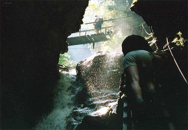 Zdj�cia: Dolina Sucha Bela, S�owacki Raj, S�owackie Via Ferraty ;-), S�OWACJA