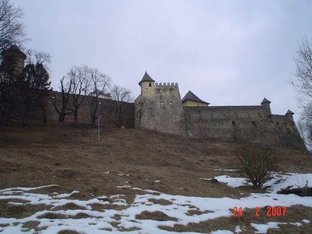 Zdjęcia: Stara Lubovna, poprad, zamek w  starej lubowni, SłOWACJA