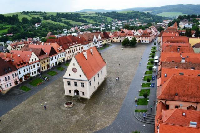 Zdjęcia: Bardejów, KRAJ PRESZOWSKI, Rynek Starego Miasta, SłOWACJA