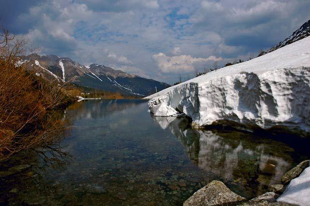 Zdj�cia: TATRY S�OWACKIE - Zielone Jezioro, Tatry Wysokie, ..., S�OWACJA