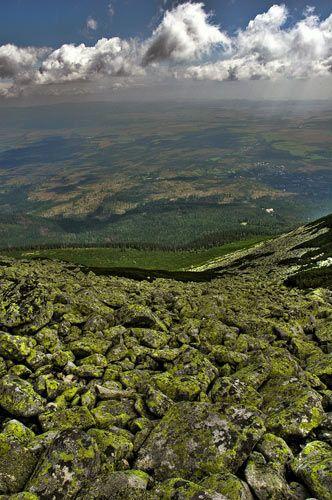 Zdj�cia: Tatry wysokie , Tatry wysokie , gdzie� w Tatrach, S�OWACJA
