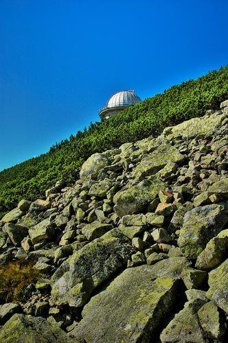 Zdjęcia: Łomnicki Szczyt /Skalne Jezioro, Tatry Wysokie, UFO :), SłOWACJA