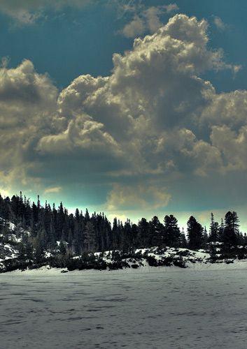 Zdj�cia: Popradzkie Jezioro, Tatry Wysokie, Popradzkie Jezioro, S�OWACJA