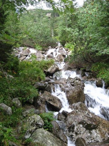 Zdjęcia: Dolina Białej Wody, TATRY WYSOKIE [2], SłOWACJA