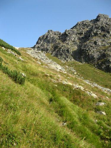 Zdjęcia: Przełęcz pod Osterwą, TATRY WYSOKIE [11] , SłOWACJA