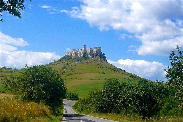 Zdjęcia: Zamek Spiski, Spisz, Zamek Spiski, SłOWACJA