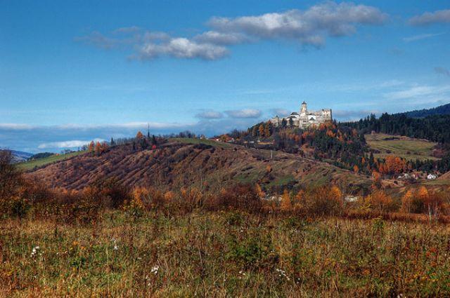 Zdjęcia: Stara Lubowla , wschodnia Słowacja, w kraju preszowskim, ..., SłOWACJA