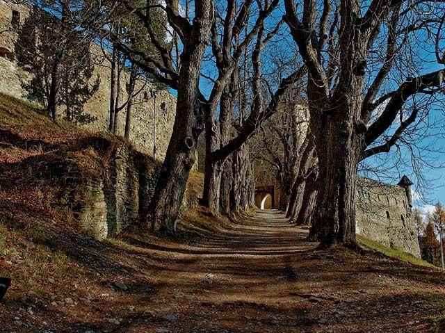 Zdjęcia: Stara Lubowla, w dolinie Popradu, ..., SłOWACJA