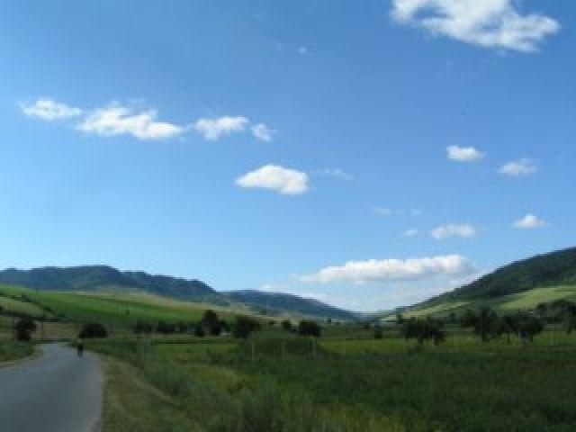 Zdjęcia: Torysa, Levockie Vrchy, Słowacki krajobraz, SłOWACJA