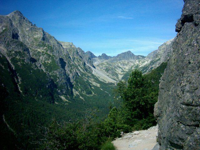Zdjęcia: Dolina Staroleśna, Tatry Wysokie, Dolina Staroleśna, SłOWACJA