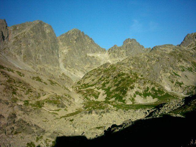 Zdj�cia: Dolina Pi�ciu Staw�w Spiskich, Tatry Wysokie, Wsch�d S�o�ca w Tatrach, S�OWACJA