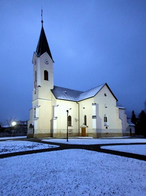 Zdjęcia: Rajecká Lesná , Żilina, Sanktuarium Narodzenia Panny Marii , SłOWACJA