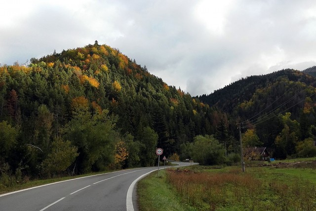 Zdjęcia: Tatry, Tatry, Podjazd pod Kwaczańską Przełęcz, SłOWACJA