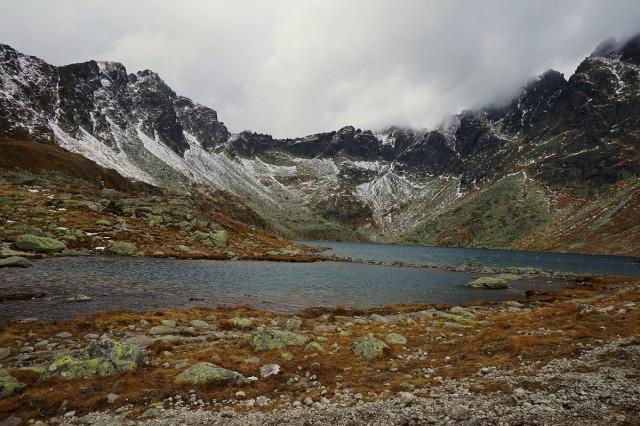 Zdjęcia: Dolina Mięguszowiecka, Wysokie Tatry, Nad Wielkim Hińczowym Stawem, SłOWACJA