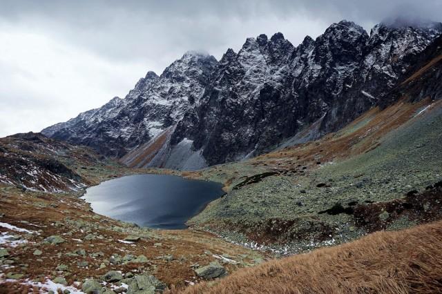 Zdjęcia: Dolina Mięguszowiecka, Wysokie Tatry, Mały Hińczowy Staw, SłOWACJA