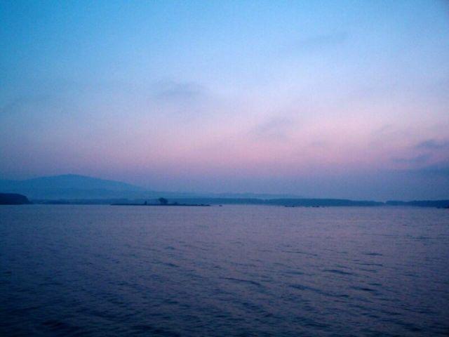 Zdjęcia: Jezioro Orawskie, 4 nad ranem , SłOWACJA