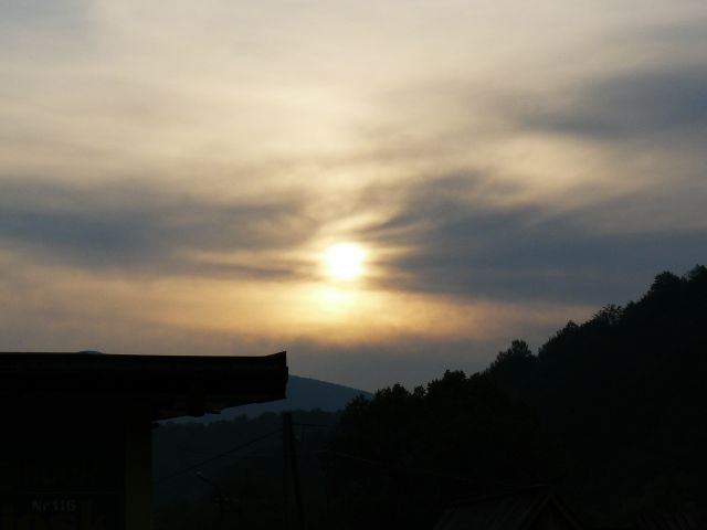 Zdjęcia: Tatry, Zachód słońca, SłOWACJA
