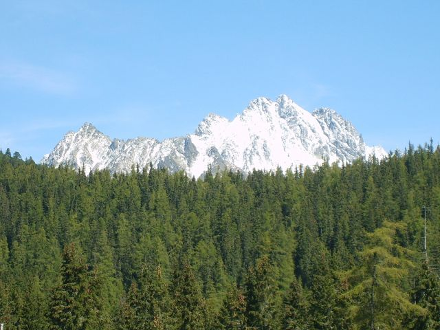 Zdjęcia: Tatry Słowackie, Białe szczyty, SłOWACJA