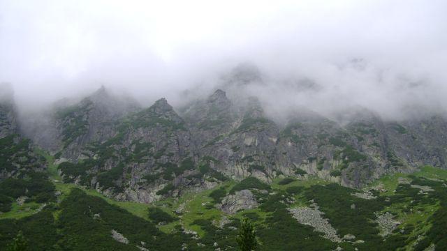 Zdjęcia: dolina małej zimnej wody, tatry, dolina małej zimnej wody, SłOWACJA