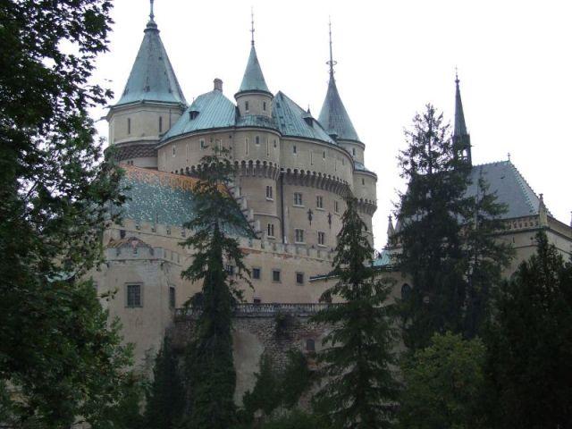 Zdj�cia: Bojnice, Prievidza, bajkowy zamek, S�OWACJA