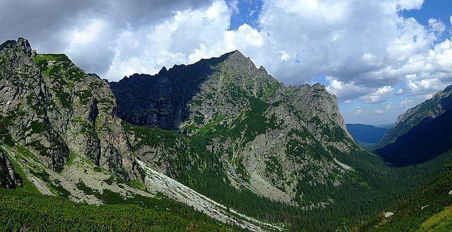 Zdjęcia: Dolina Bialej Wody, Tatry wysokie, Dolina Bialej Wody, SłOWACJA