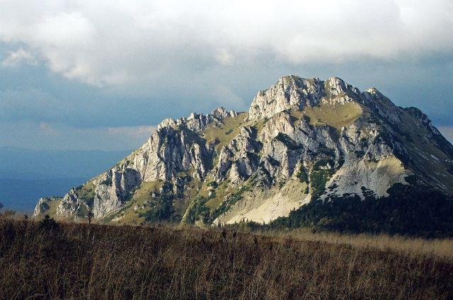 Zdjęcia: Velky Rozsutec, Krivanska Fatra, jesień w górach_2, SłOWACJA