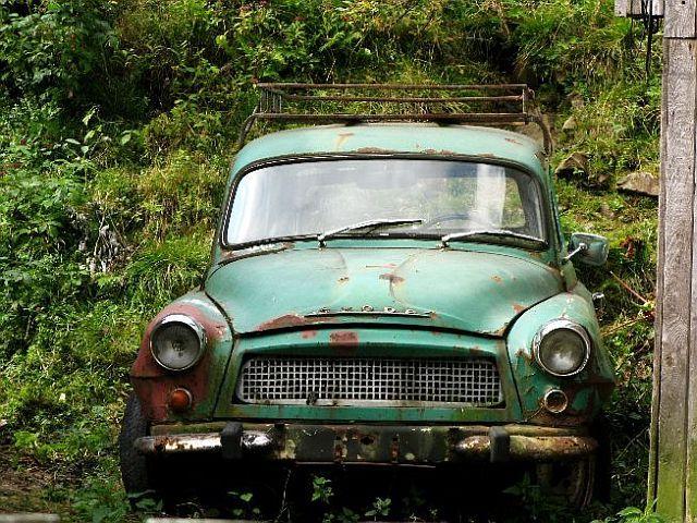 Zdjęcia: pierwsze za kierownicą :), Choćby na koniec świata :), SłOWACJA