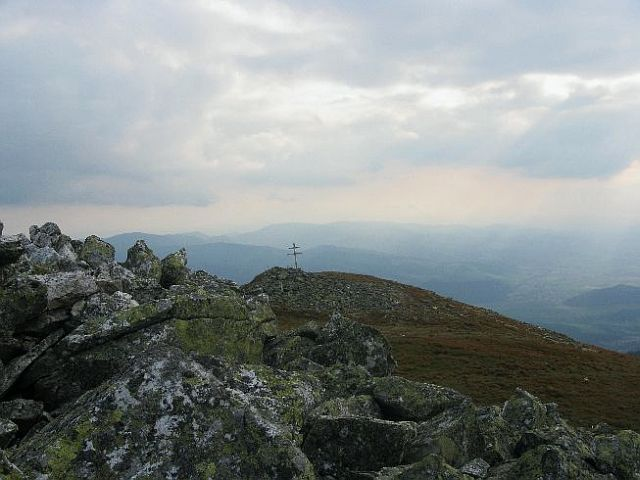 """Zdjęcia: Niskie Tatry, """"kamienista droga"""", SłOWACJA"""
