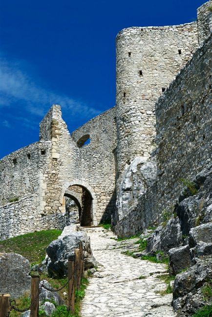 Zdjęcia: Spisz, Spiski hrad...., SłOWACJA