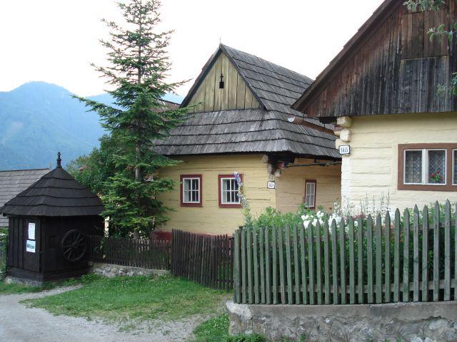 Zdjęcia: Vlkolinec, Ruzomberok, Wioska w której czas się zatrzymał, SłOWACJA