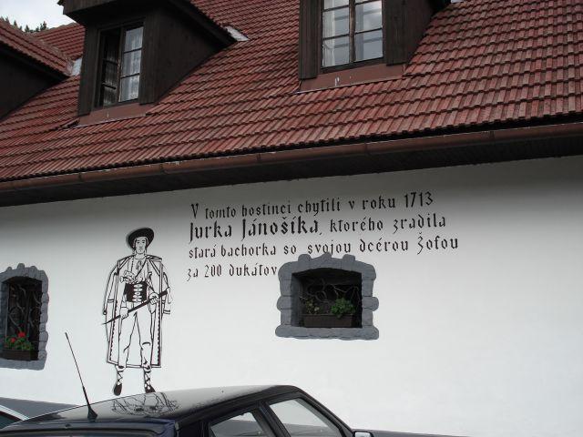 Zdjęcia: Valaska Dubova, Liptów / Orava, Janosikowa Karczma, SłOWACJA