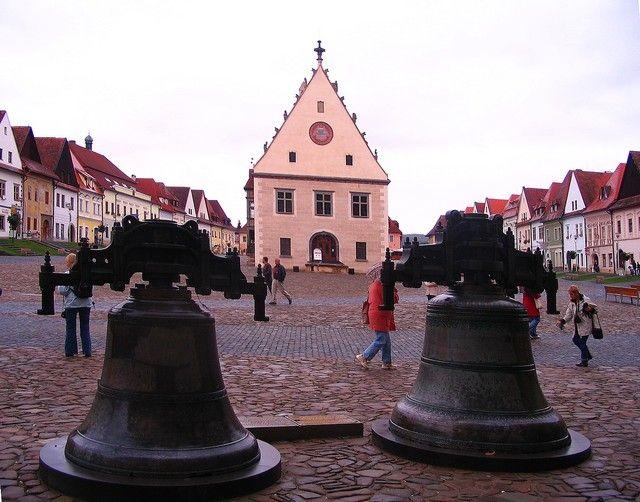 Zdjęcia: Bratysława, Ratusz w Bardejowie, SłOWACJA