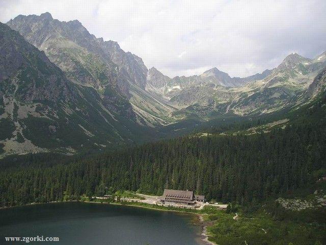 Zdj�cia: Dolina Mi�guszowiecka, Tatry, TATRY S�OWACKIE, S�OWACJA