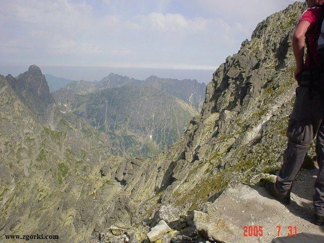 Zdjęcia: Rysy, Tatry, TATRY SŁOWACKIE, SłOWACJA