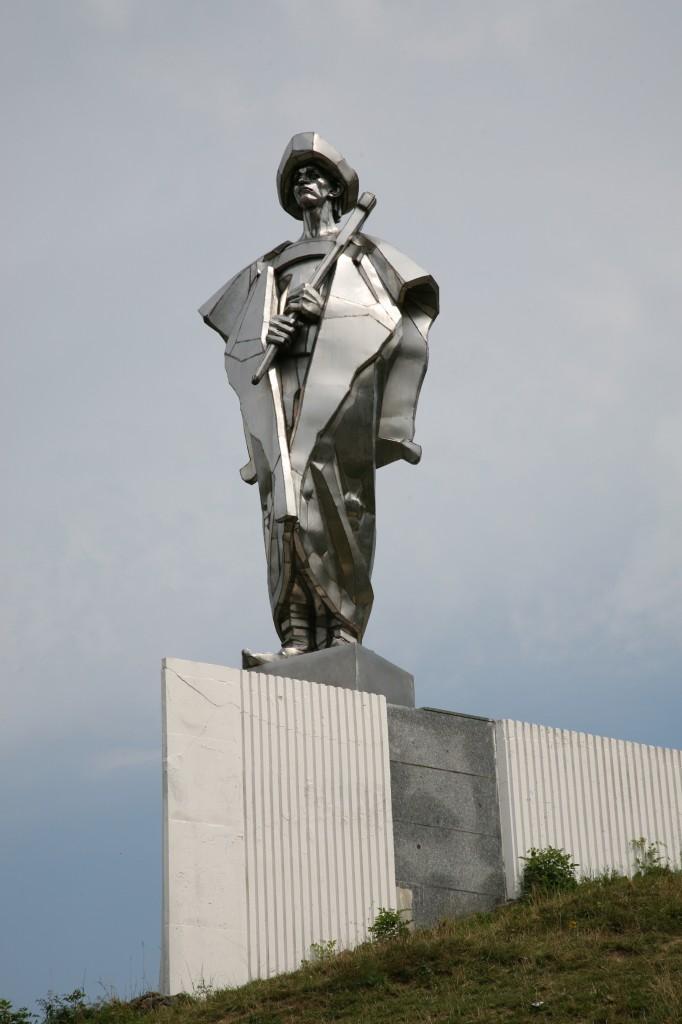 Zdjęcia: Terchova, Żilina, Pomnik Juraja Jánošíka, SłOWACJA
