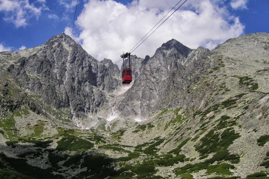 Zdjęcia: Łomnica, Tatry Wysokie, The Top, SłOWACJA