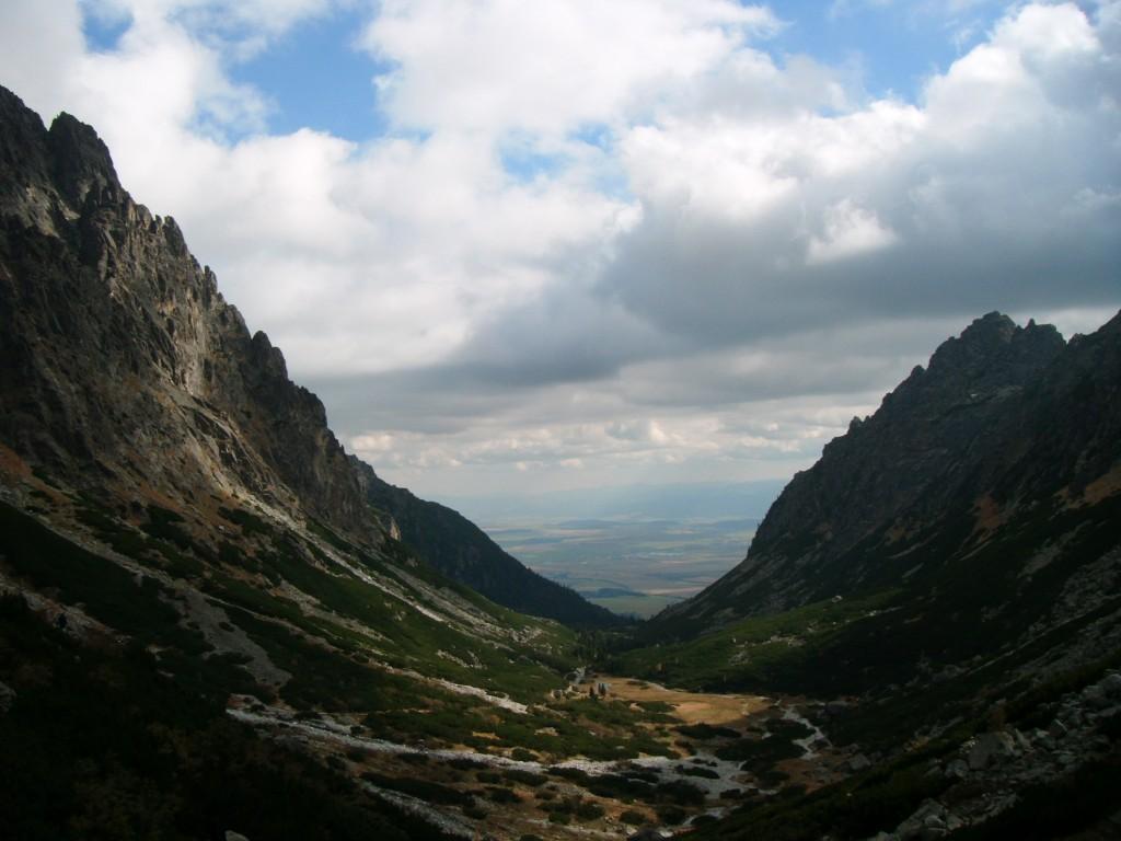 Zdjęcia: Różne, Tatry wysokie, Dolina Małej Zimnej Wody, SłOWACJA