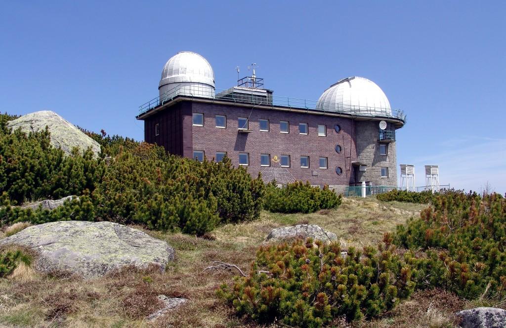 Zdjęcia: Dolina Łomnicka, Poprad, Obserwatorium meteorologiczno - astronomiczne, SłOWACJA
