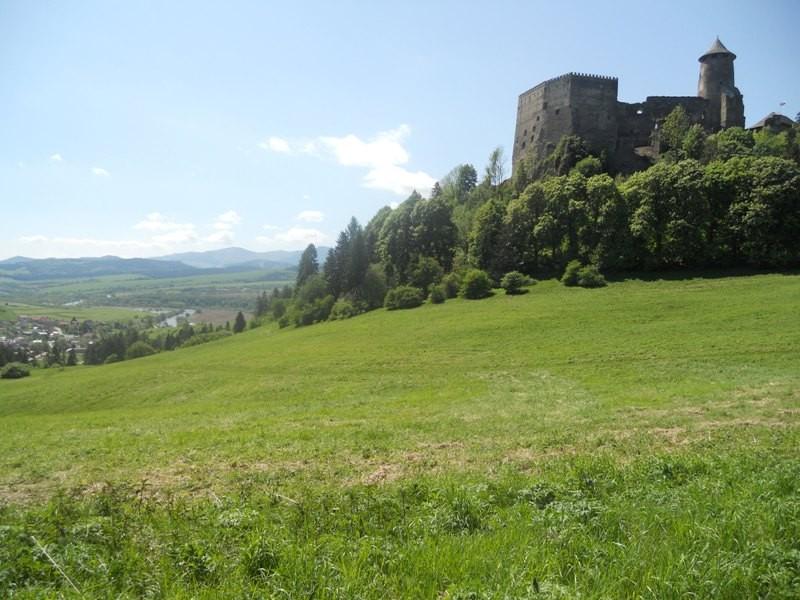 Zdjęcia: Stara Lubowla, Spisz, Zamek w Starej Lubowli, SłOWACJA