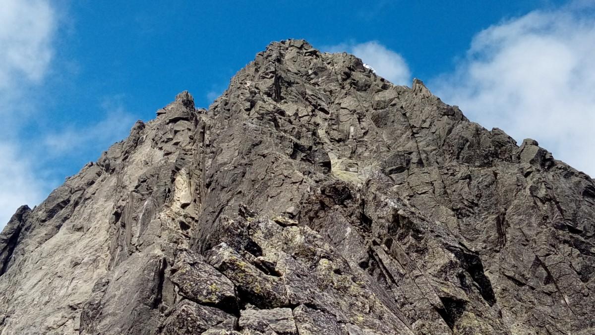 Zdjęcia: góry, Tatry Wysokie, ŁOMNICA , SłOWACJA