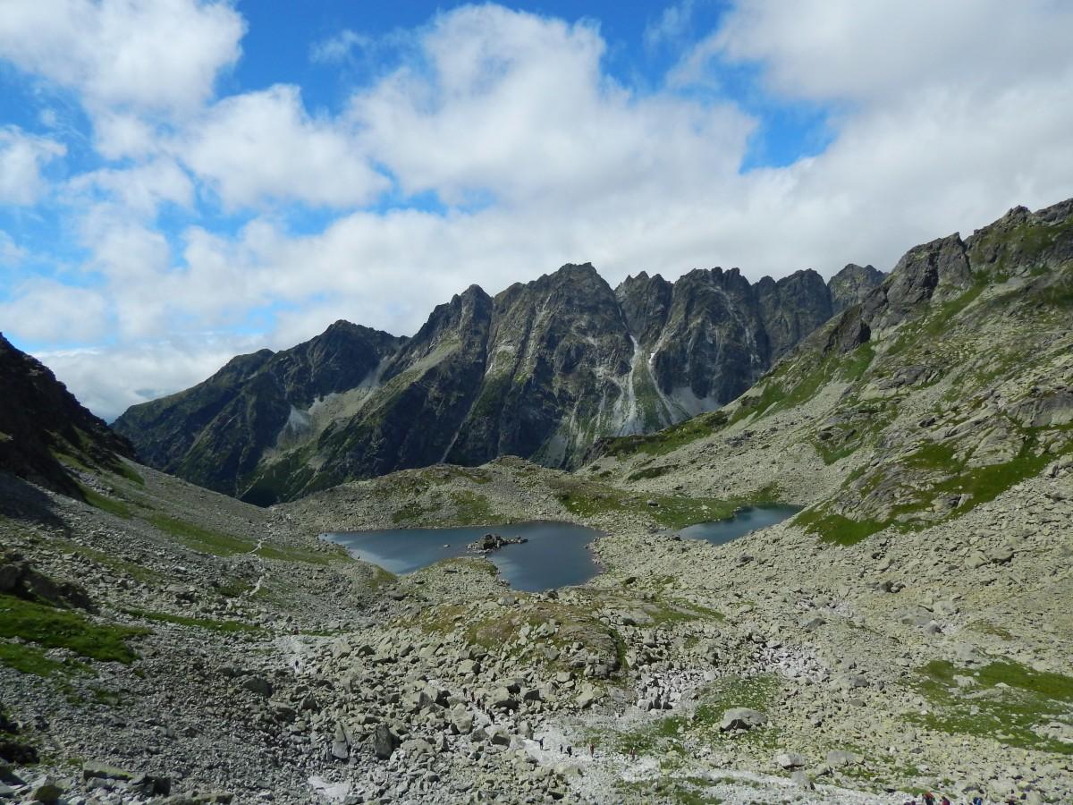 Zdjęcia: Dolina Żabia Mięguszowiecka, Tatry Wysokie, Żabie Stawy, SłOWACJA