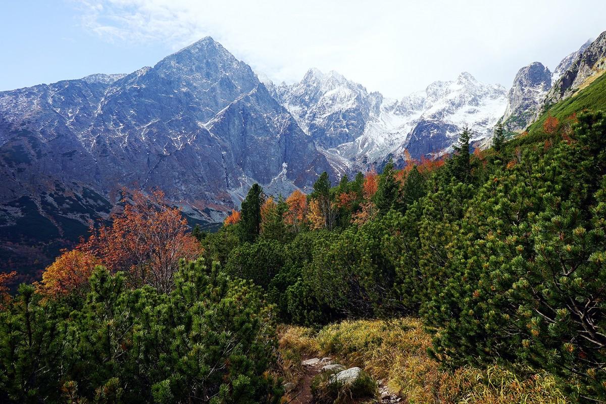 Zdjęcia: Dolina Białych Stawów, Tatry Wysokie, W jesiennych barwach, SłOWACJA