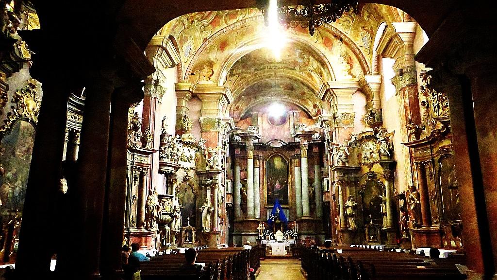 Zdjęcia: Lewocza, Spisz, klasztor franciszkański, SłOWACJA
