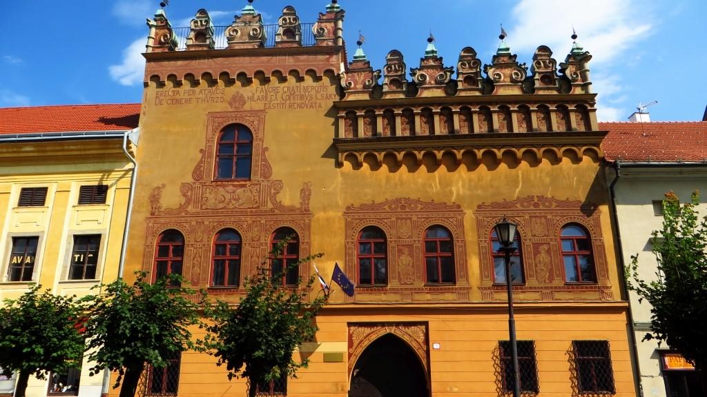 Zdjęcia: Lewocza, Spisz, dom Mistrza Pawła z Lewoczy, SłOWACJA