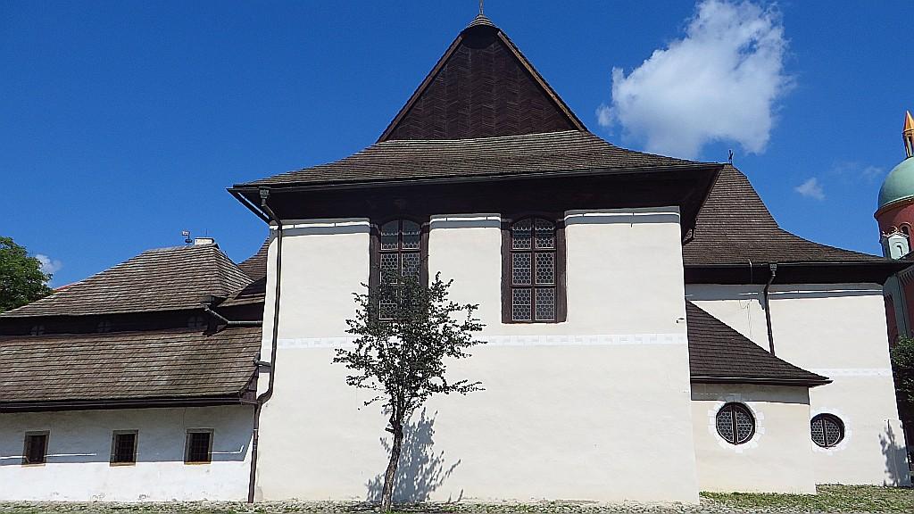 Zdjęcia: Kieżmark, Spisz, kościół artykularny, SłOWACJA