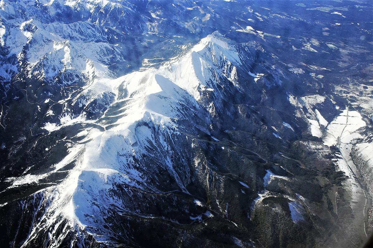 Zdjęcia: ., Wysokie Tatry, Góry z góry, SłOWACJA